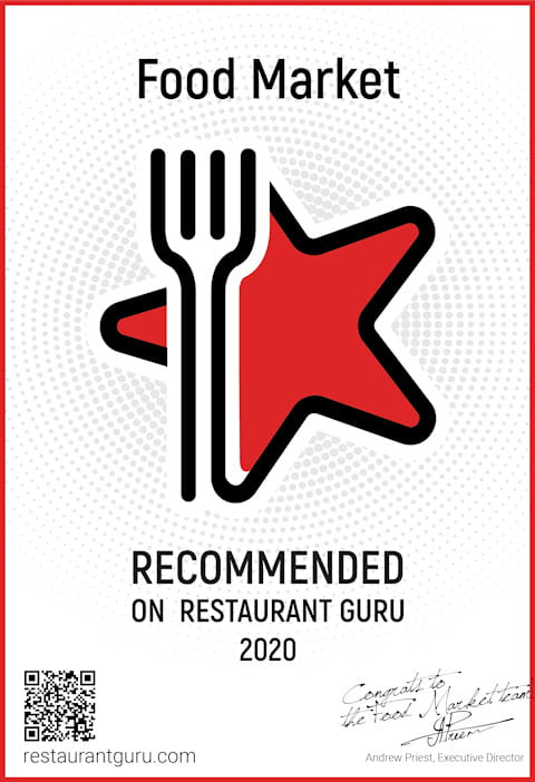 Food Market Kata Restaurant is recommended on restaurant Guru
