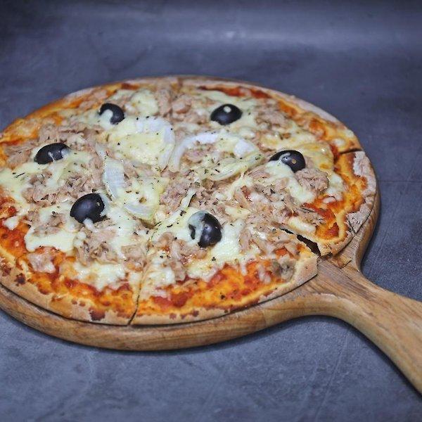 Pizza Hawaiian
