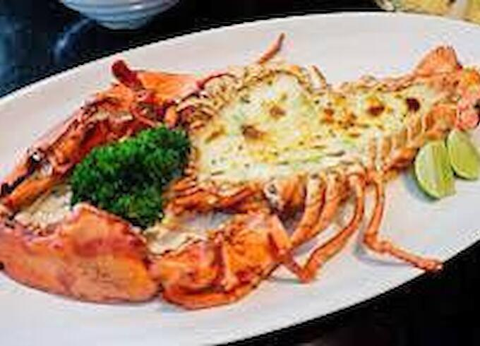 Canadian Lobster Grilled Garlic Butter