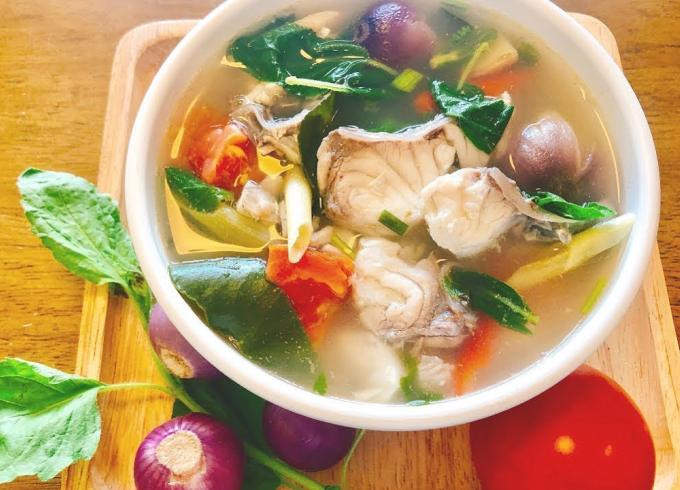 Fish Spicy Soup